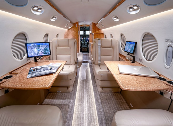 Private jets for sale charter: 2012 Gulfstream G150 midsize jet