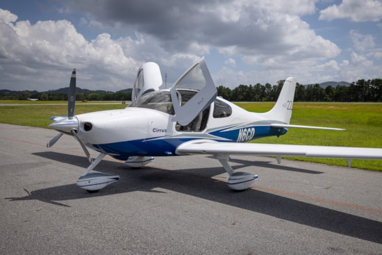Aircraft Listing - Cirrus SR22 listed for sale
