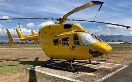 Aircraft Listing - Eurocopter BK-117 listed for sale