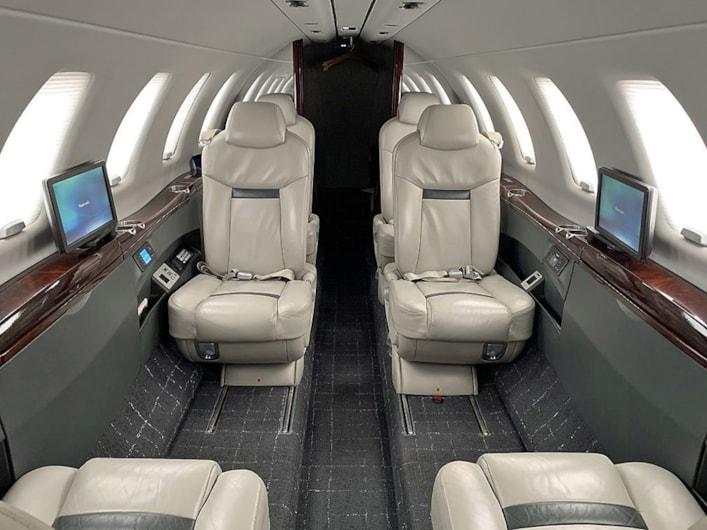 Private jets for sale charter: 2011 Cessna Citation CJ4 light jet
