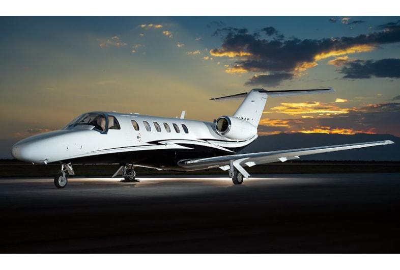 Private jets for sale charter: 2007 Cessna Citation CJ2+ light jet