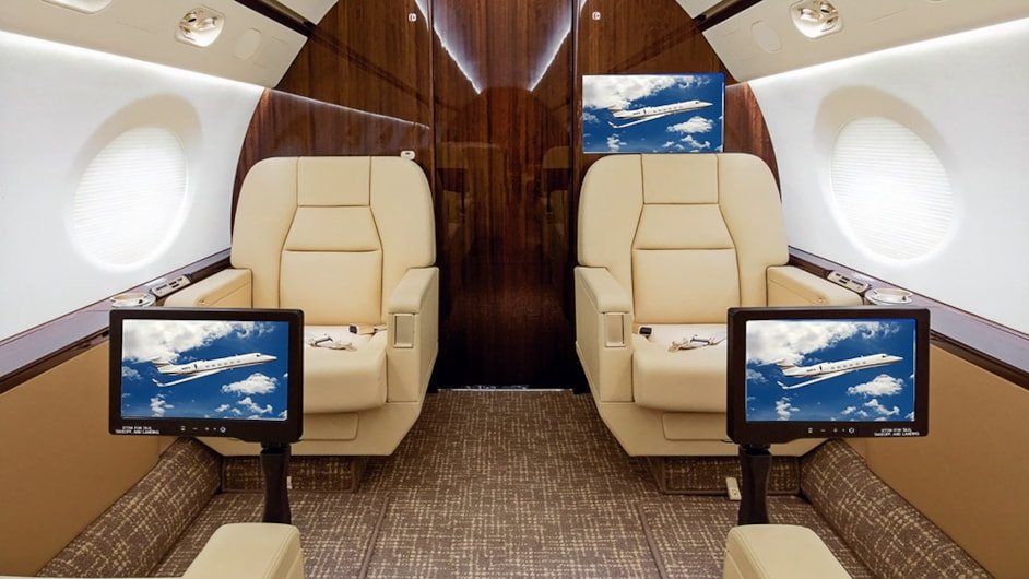 Private jet for sale charter: 2015 Gulfstream G450 heavy jet