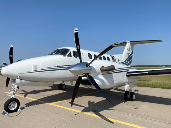 Aircraft Listing - King Air 300 listed for sale
