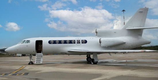 Aircraft Listing - Falcon 50EX listed for sale