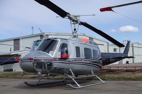 Aircraft Listing - Bell 205 listed for sale