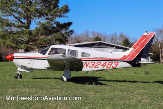 Aircraft Listing - Arrow PA-28R-200 listed for sale
