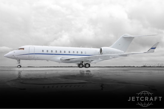 Aircraft Listing - Global 5000 listed for sale
