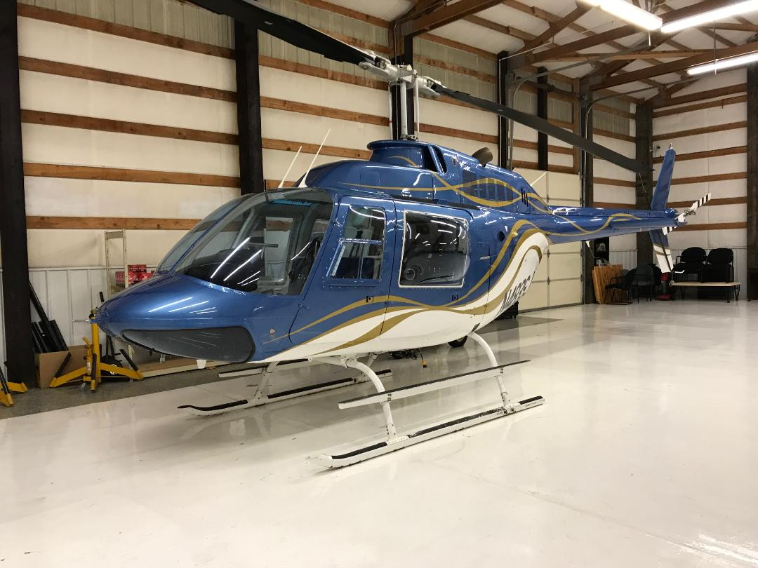Aircraft Listing - Bell 206BII listed for sale