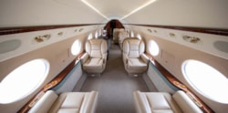 Private jet for sale charter: 2004 Gulfstream G550 long range heavy jet