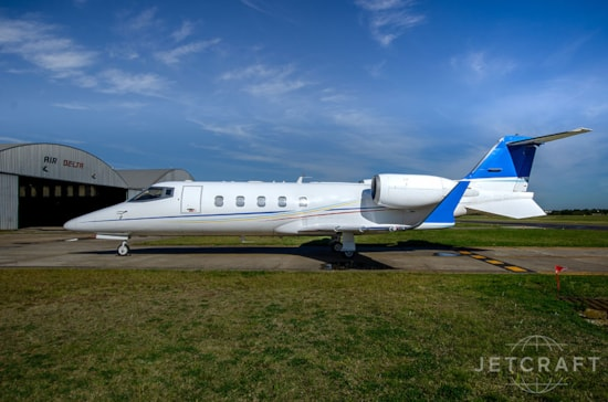 Private jet for sale charter: 2004 Learjet 60 midsize jet