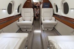 Private jet for sale charter: 2012 Gulfstream G550 long range heavy jet