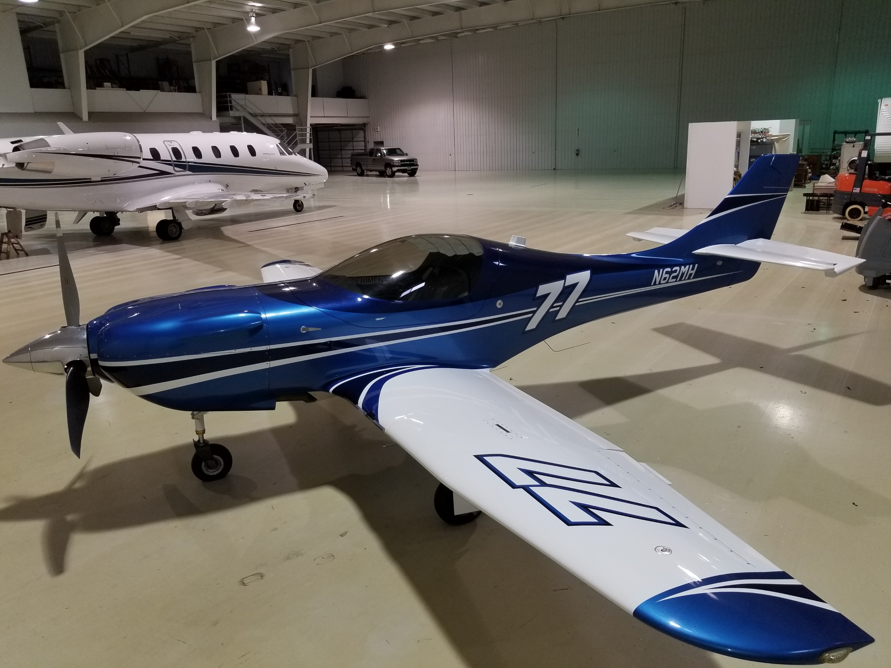 Aircraft Listing - Lancair IV-P listed for sale