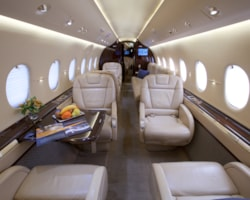 Private jet for sale charter: 2010 Hawker 4000 super-midsize jet