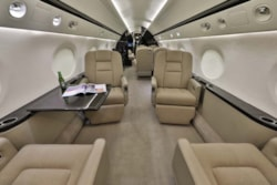 Private jet for sale charter: 2004 Gulfstream G550 long range heavy jet