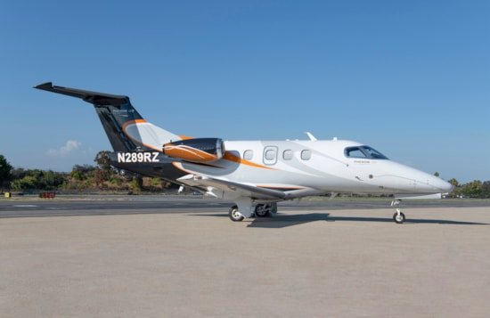 Private jet for sale charter: 2013 Embraer Phenom 100 very light jet