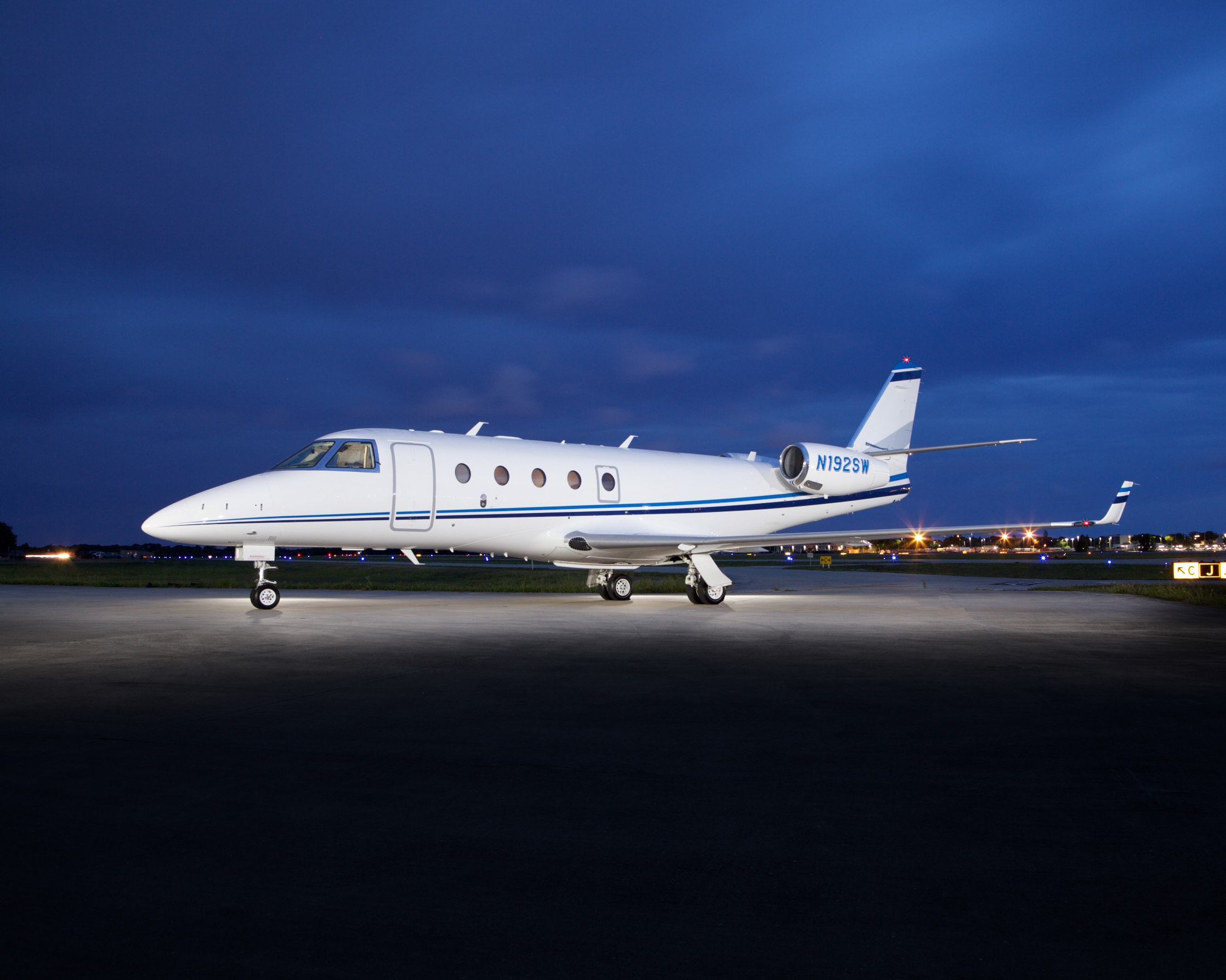 Aircraft Listing - Gulfstream G150 listed for sale