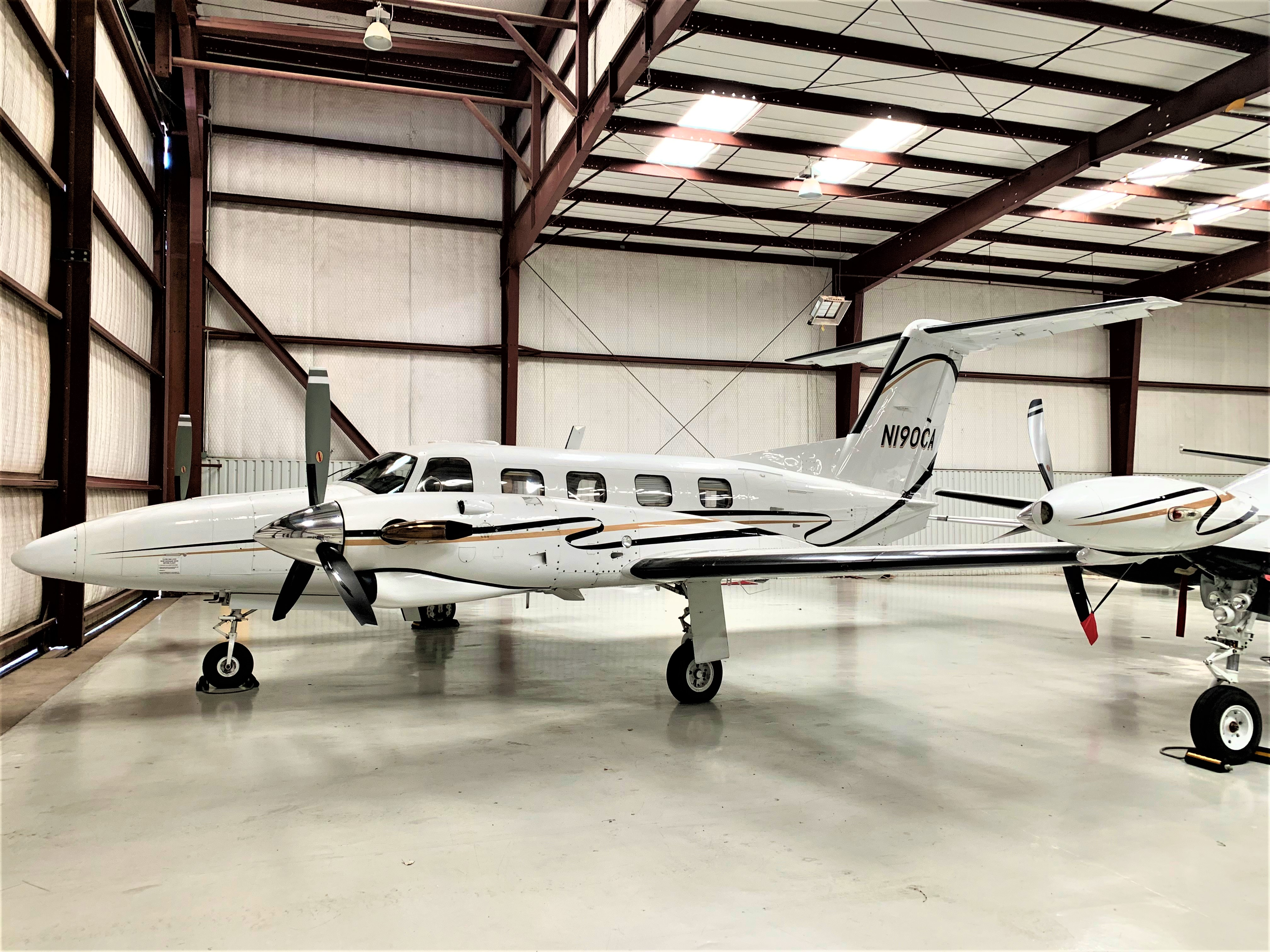 Aircraft Listing - Cheyenne III PA-42-720 listed for sale