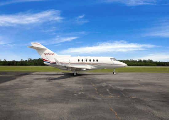 Private jet for sale charter: 2006 Hawker 850XP midsize jet