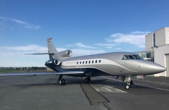 Private jet for sale charter: 1997 Dassault Falcon 900EX heavy jet
