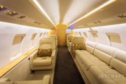 Private jet for sale charter: 1983 Bombardier Challenger 601-1A heavy jet