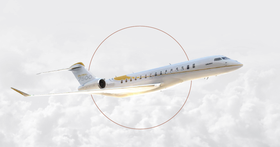 Aircraft Listing - Global 7500 listed for sale