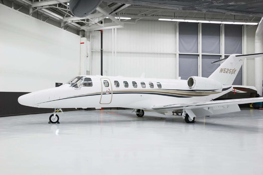 Aircraft Listing - Citation CJ3 listed for sale