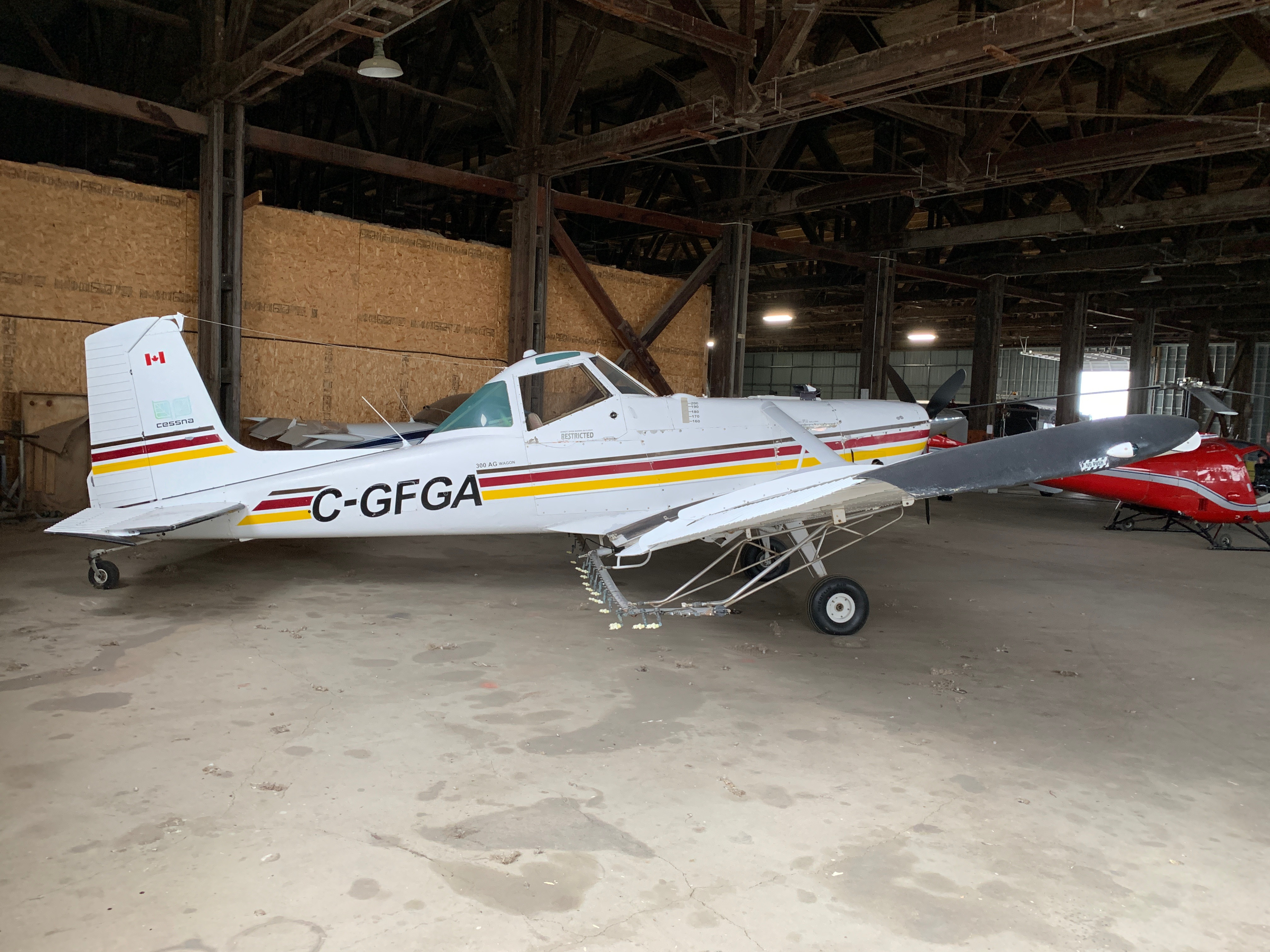 Aircraft Listing - Cessna 188 listed for sale