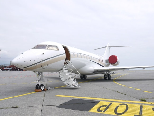 Private jet for sale charter: 2009 Bombardier Global Express XRS