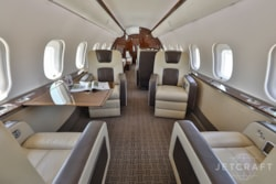 Private jet for sale charter: 2009 Bombardier Global 5000 heavy jet