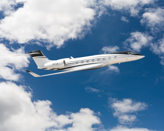 Private jet for sale charter: 2019 Gulfstream G650ER ultra-long-range heavy jet