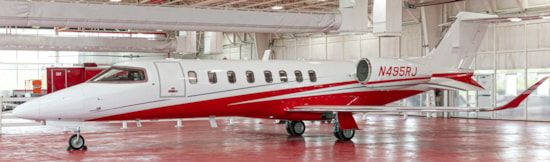 Private jet for sale charter: 2014 Learjet 75 light jet