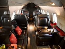 Private jet for sale charter: 1996 Learjet 60 midsize jet