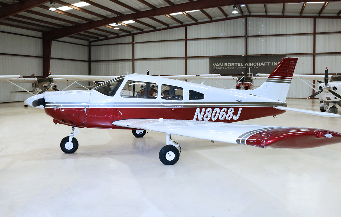 Aircraft Listing - Archer II PA-28-181 listed for sale