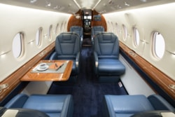 Private jet for sale charter: 2011 Hawker 4000 super-midsize jet