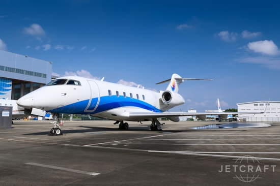 Private jet for sale charter: 2011 Bombardier Challenger 300 super-midsize jet