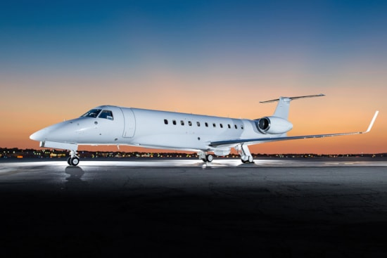 Private jet for sale charter: 2014 Embraer Legacy 650 heavy jet