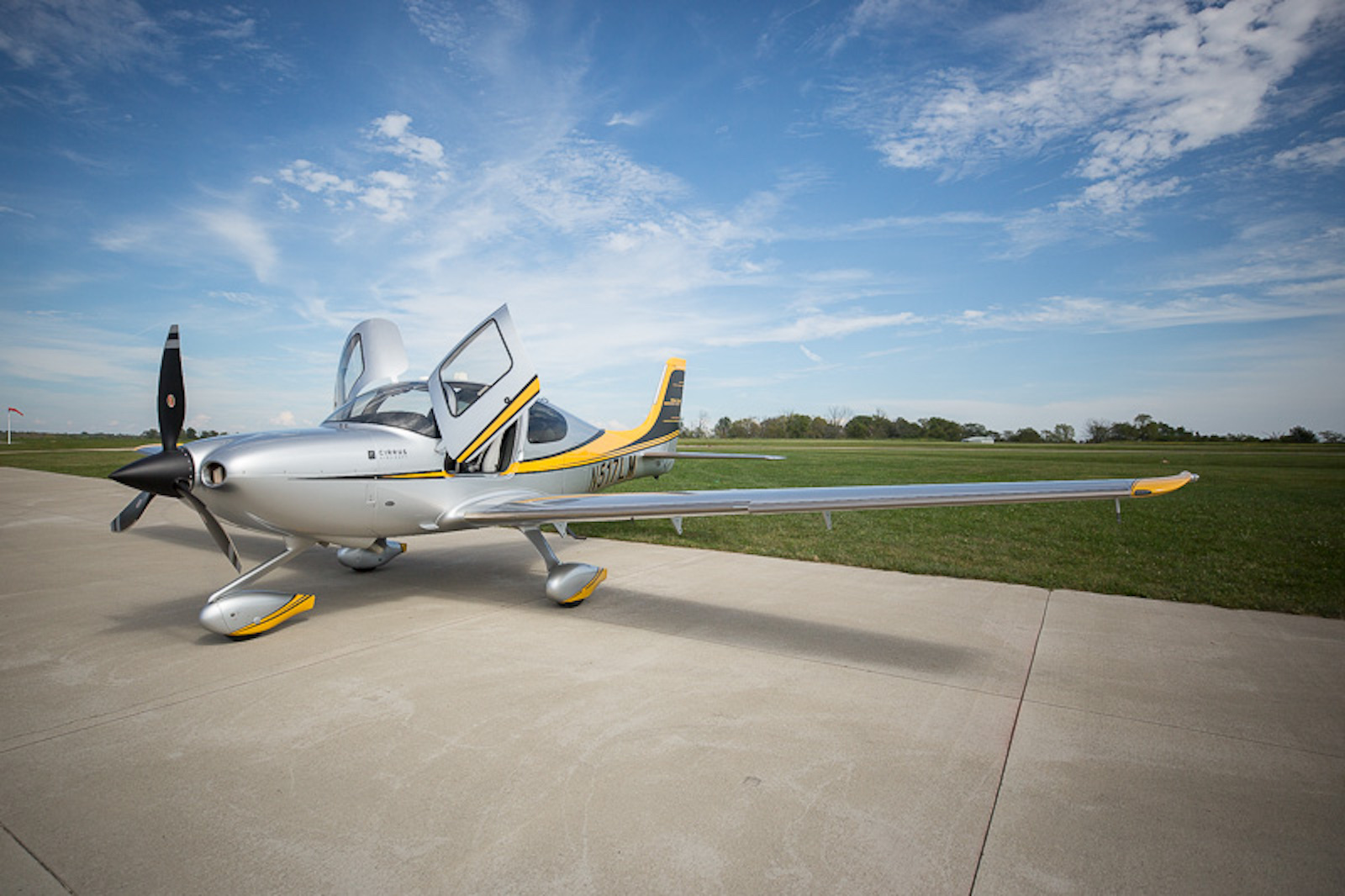 Aircraft Listing - Cirrus SR22-G3 GTS listed for sale
