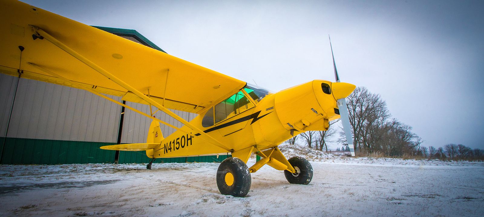 Aircraft Listing - Super Cub PA-18-150 listed for sale