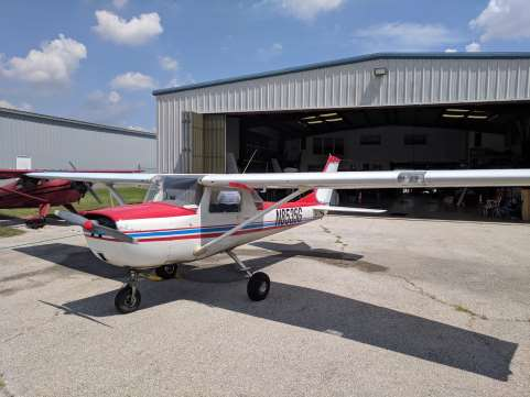 Aircraft Listing - Cessna 150 listed for sale