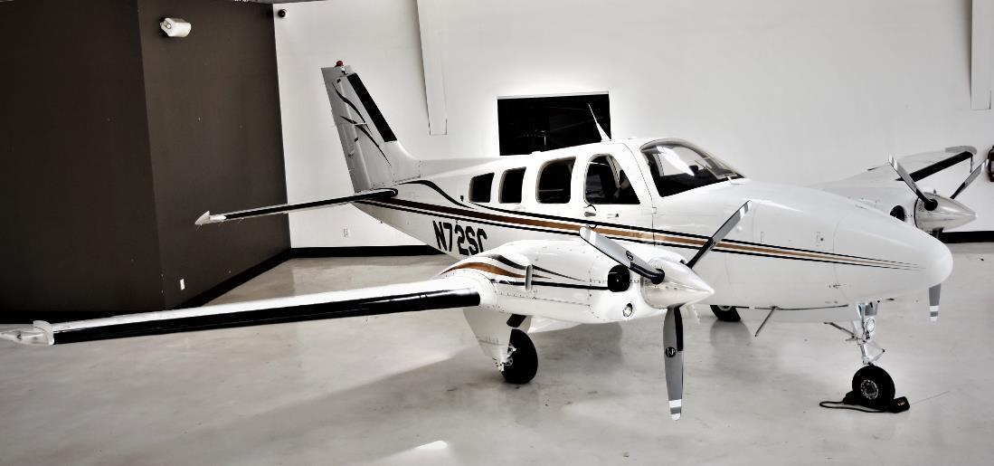 Aircraft Listing - Baron 58P listed for sale