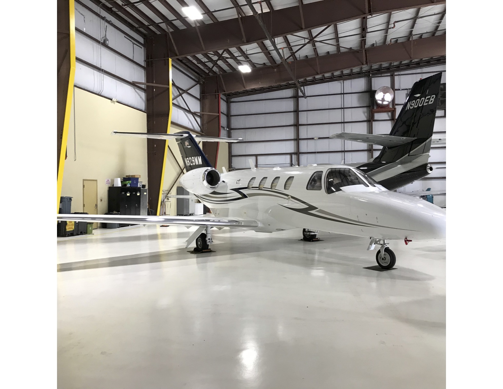 Aircraft Listing - Citation Jet 525 listed for sale