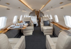 Private jet for sale charter: 2000 Bombardier Global Express long range heavy jet