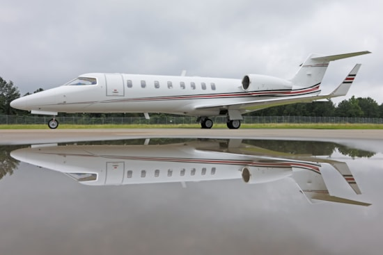 Private jet for sale charter: 2005 Learjet 45XR super-light jet
