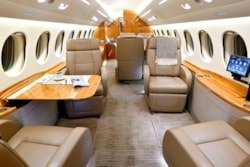 Private jet for sale charter: 2015 Dassault Falcon 7X heavy jet