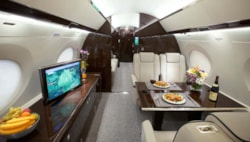 Private jet for sale charter: 2015 Gulfstream G650 long range heavy jet