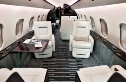 Private jet for sale charter: 2007 Bombardier Global 5000 long range heavy jet