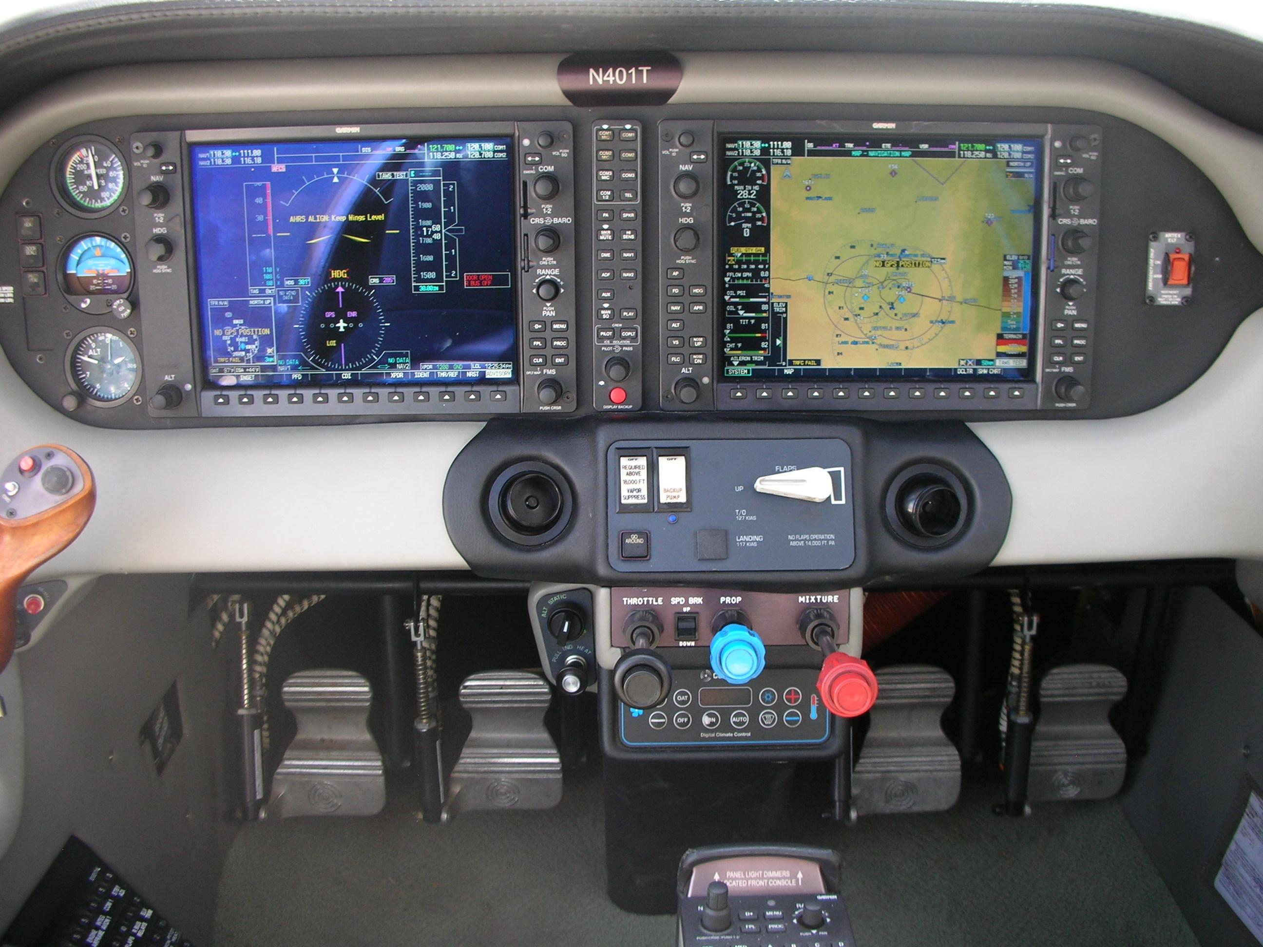 Columbia 400 panel