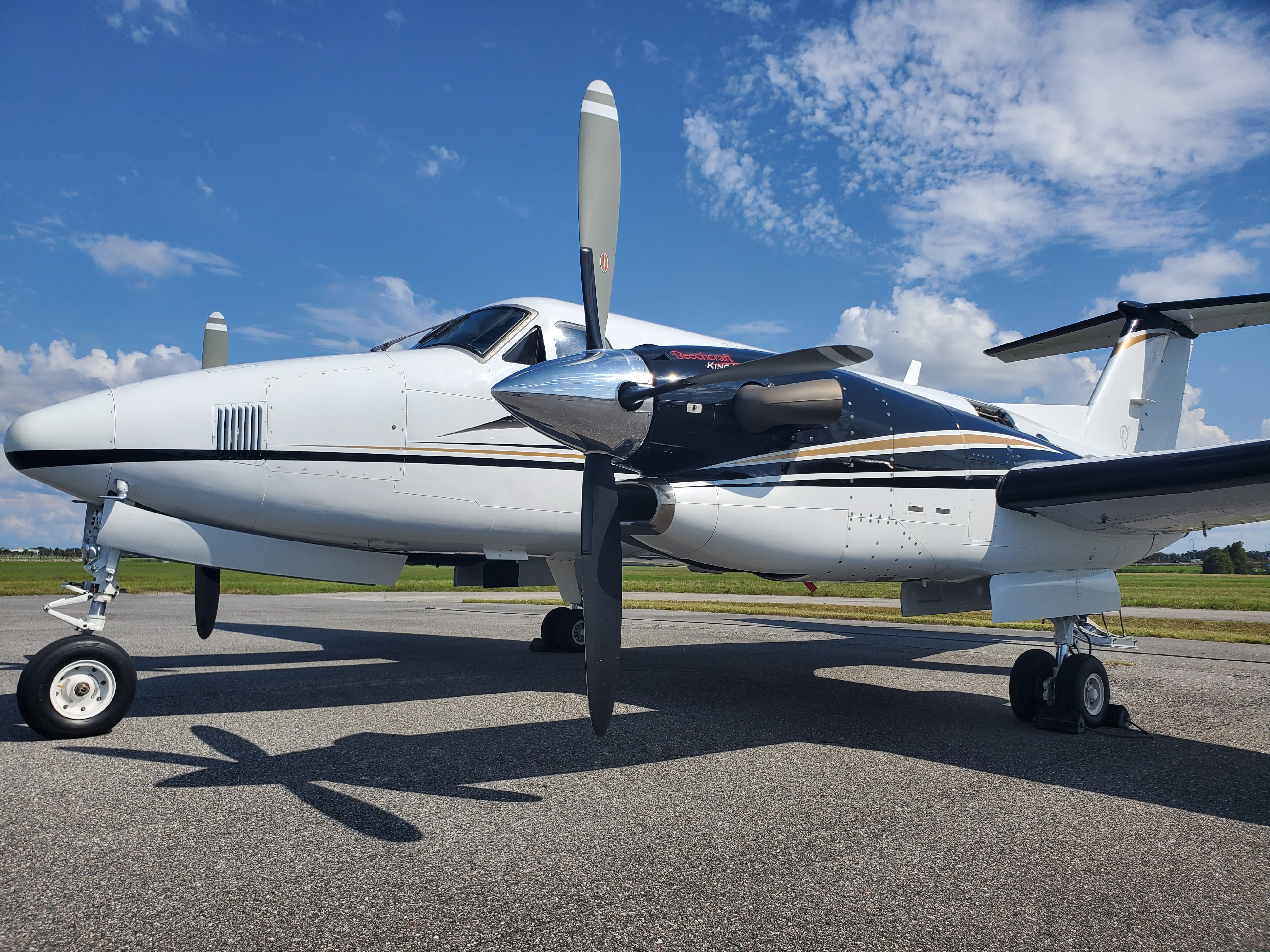 Aircraft Listing - King Air 350 listed for sale