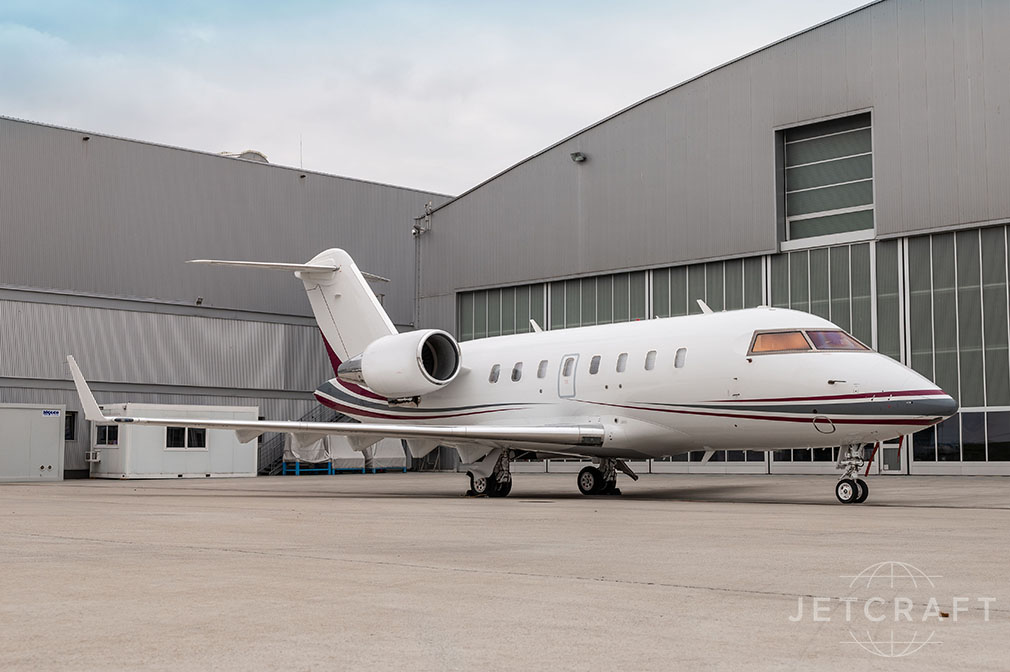 Aircraft Listing - Challenger 605 listed for sale