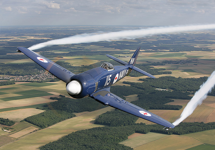 Aircraft Listing - Sea Fury MK listed for sale